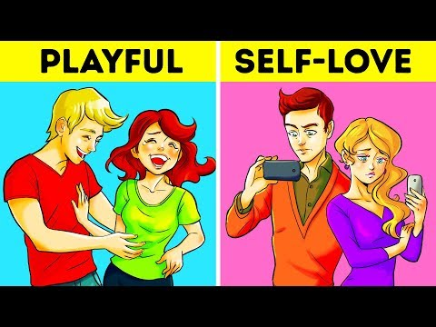 VIDEO: How Do You Love? A New Personality Test