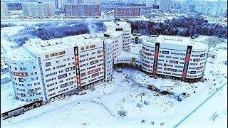 Уже в сентябре строители покинут перинатальный центр в Сургуте