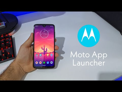 Launcher Motorola 2019 2020 Do Moto G8 Baixe Para Qualquer Smartphone Youtube