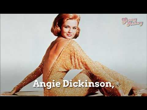 Angie Dickinson  A Legend With Legs!