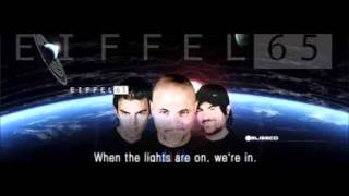 Eiffel 65- Too much of heaven
