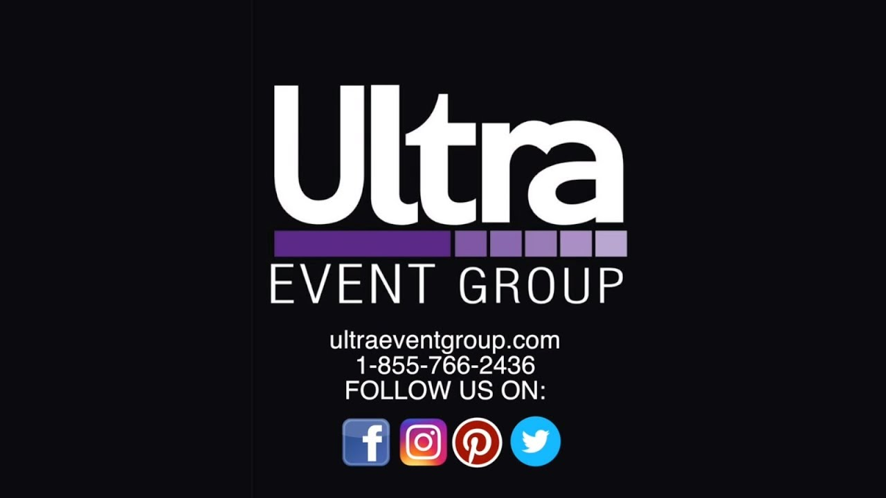 Ultra Event Group Promo Enhancements, Weddings, Sweet 16, Quinceanera Events