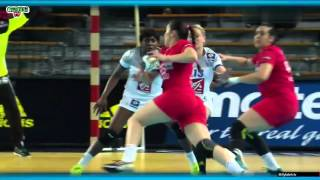 France VS Tunisie Handball TQO