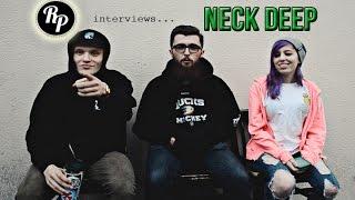 Restless Press Interview with Neck Deep