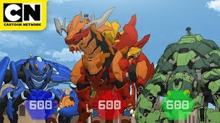 Die AO-Undercover | Bakugan: Battle Planet | Cartoon Network