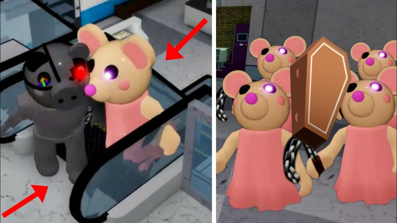 Piggy Roblox Coffin Dance Meme CompilationMousy Special New Update