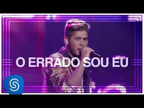 Zé Felipe - O Errado Sou Eu (DVD Na Mesma Estrada) [Vídeo Oficial]