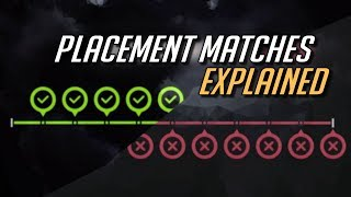 Placement Matches EXPLAINED | Overwatch