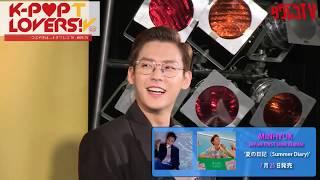 180720 K-POP LOVERS! TV - BTOB MINHYUK (비투비 이민혁)