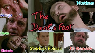 Video Sherlock Holmes sub Indo - The Devil's Foot | Jejak Kaki Setan download MP3, 3GP, MP4, WEBM, AVI, FLV Mei 2018