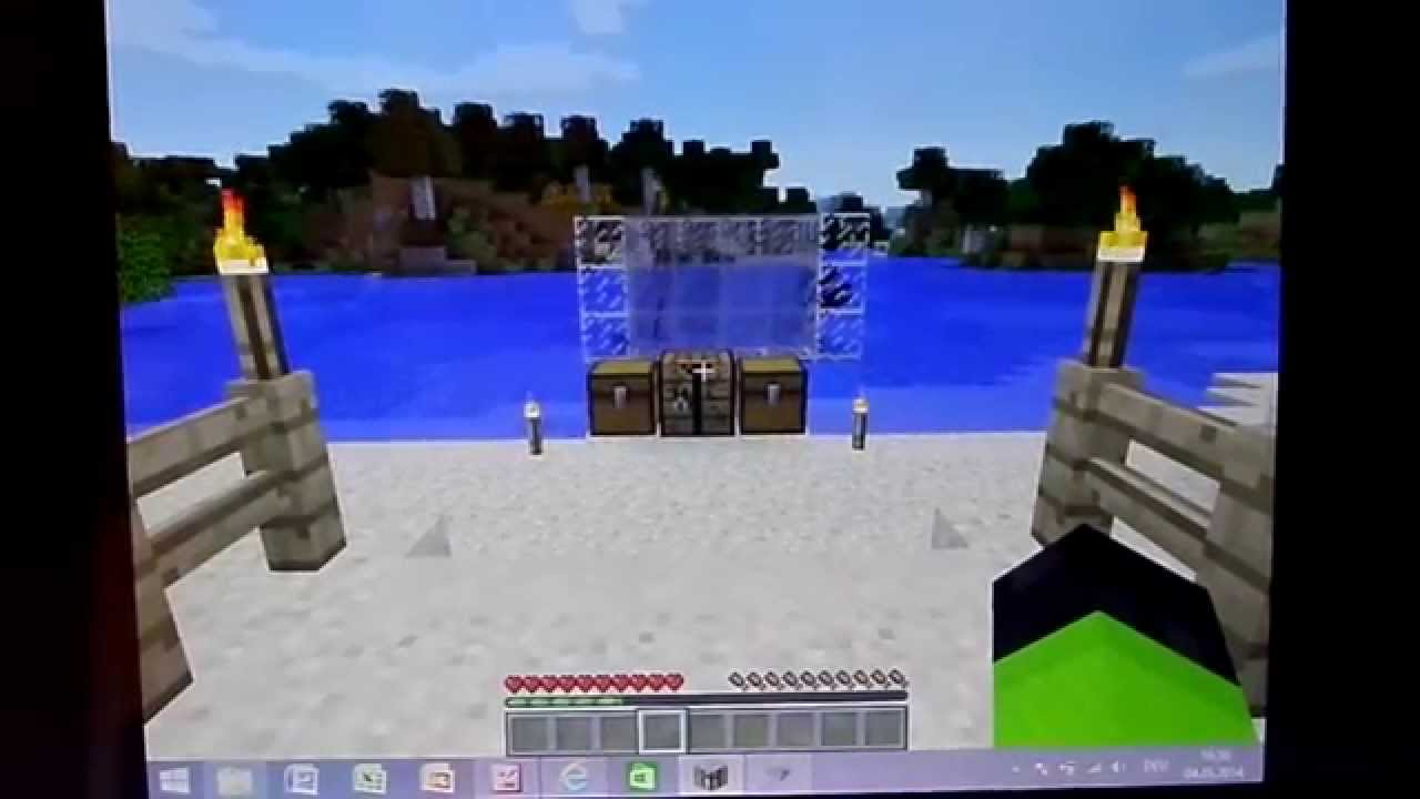 Minecraft Was Kann Man Mit Einem Tintensack Alles Machen Youtube