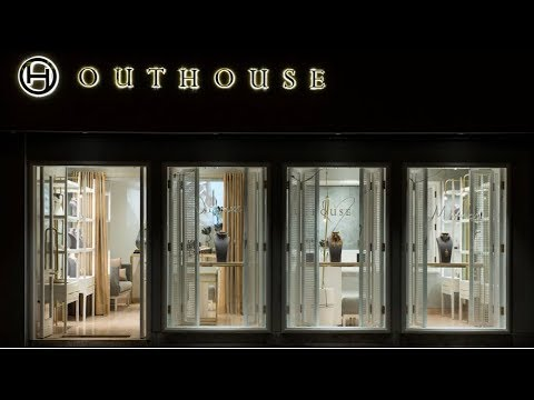 Outhouse Jewelry Store in Mumbai by Project 810
