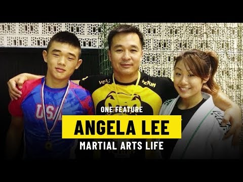 Angela Lee's Life Of Martial Arts | ONE Feature