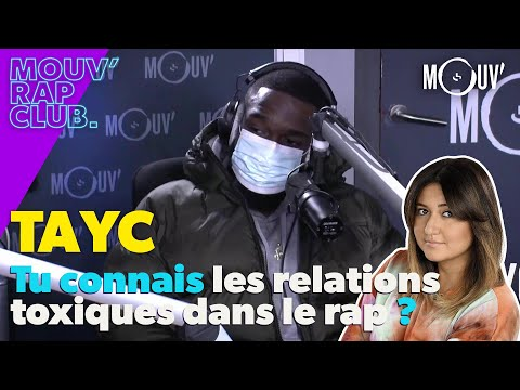 Youtube: TAYC, tu connais les relations toxiques?