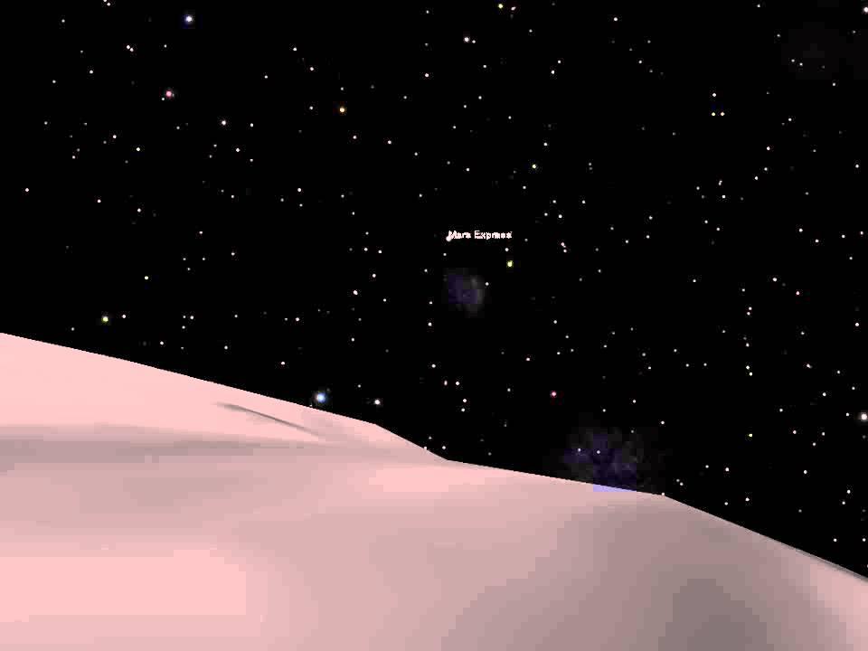 phobos mars express