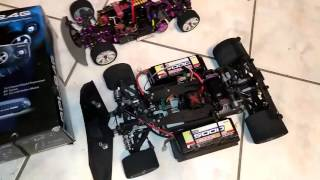 for sale Serpent 977wc Brushless and HB cyclone drag speed runs      adaptors update