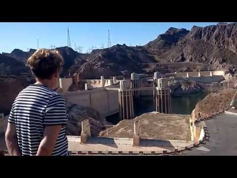 Hoover Dam, Professional Tour Guide from AZ side explaining all