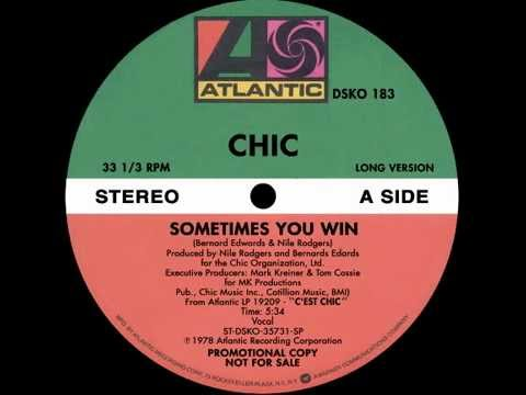 Chic - Sometimes You Win (Extended Version)