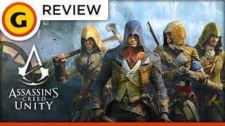 Assassin's Creed Unity - Review