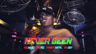 Younggu - NEVER BEEN / จึ๊ๆ Feat. Twopee, Thaiboy Digital, & Rahboy