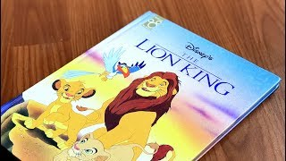 Disney's The Lion King Classic Storybook Review