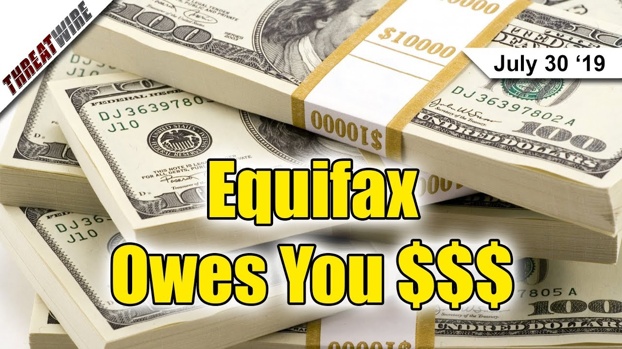 Equifax Owes You Money! MalwareTech Goes Free & BlueKeep Is For Sale -  ThreatWire