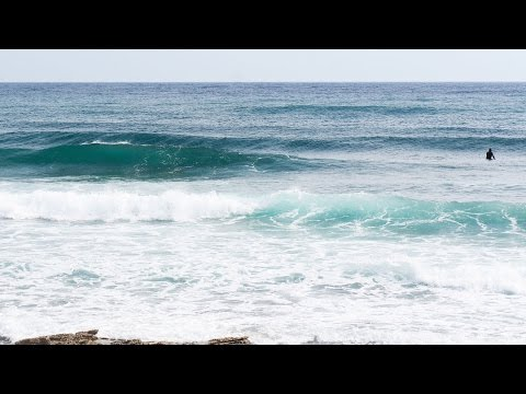 NORTH OF ALBANIA SURF SESSIONS: I POKED THE BEAR