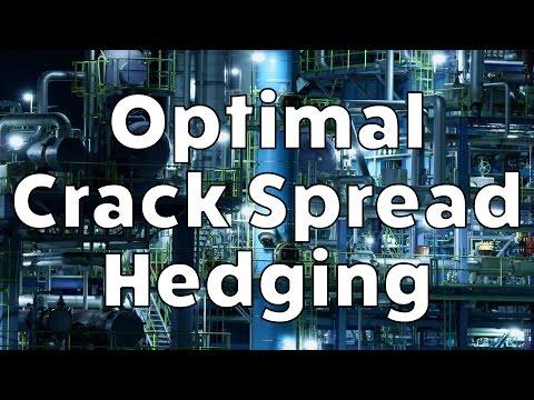 Optimal Crack Spread Hedging