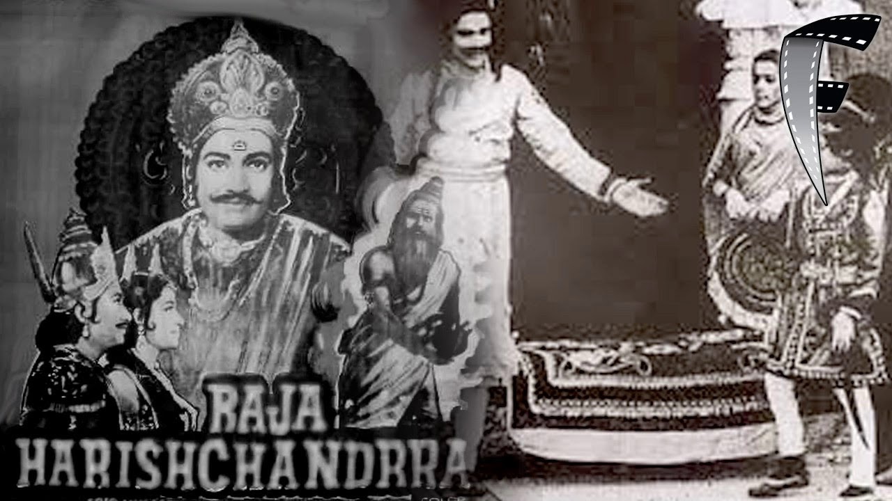 When silent was gold 106 years of Raja Harishchandra movie