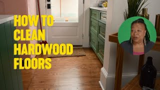How To Clean Hardwood Floors Pine Sol