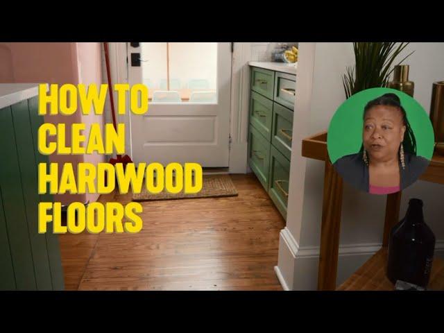 Clean Hardwood Floors With Pine Sol