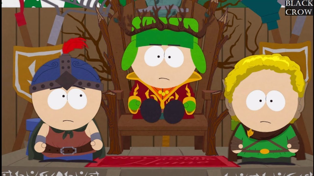south park An all-new adventure an all-new game the epic rpg continues in south park: the fractured but whole players will once again assume the role of the new kid, and join south park favorites.