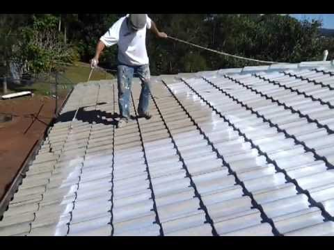 3 Deep Penertrating Roof Tile Sealer Youtube