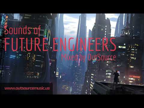 Sounds Of Future Engineers | Mixed By OutSource [Drum And Bass Mix 2017]