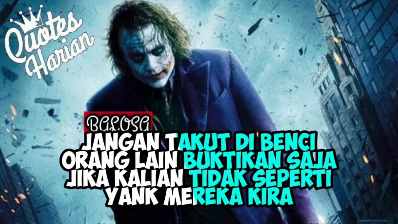 Kata Kata Quotes Joker