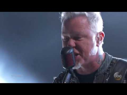 Metallica Atlas Rise, For Whom The Bell Tolls Live