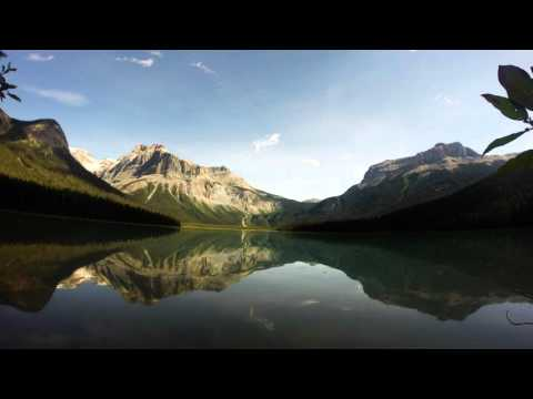 Beautiful 4k Canada City and Landscape Timelapse