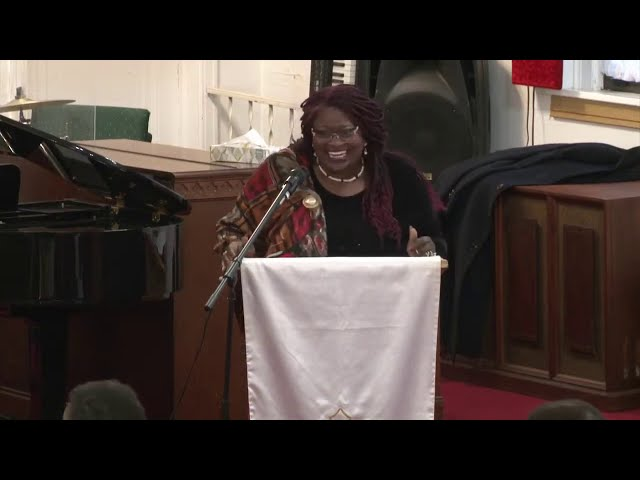 Funeral Services for Deacon Louis Isaac