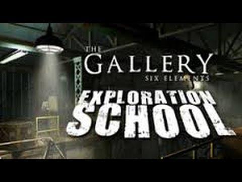 The Gallery: Six Elements - Exploration School/Pre-Alpha W/ Razer Hydra