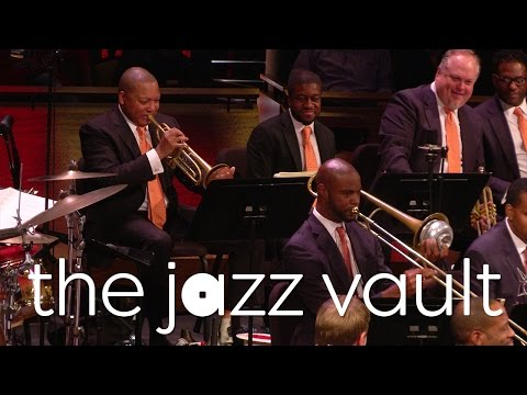DRUNK AS A SKUNK (from Untamed Elegance) - Jazz at Lincoln Center Orchestra with Wynton Marsalis