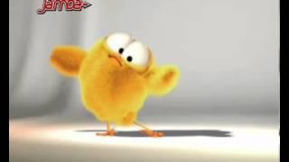 Sweety Pie bird advert ringtone