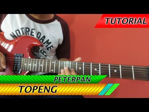 Melodi Gitar Peterpan Topeng | intro & Interlude