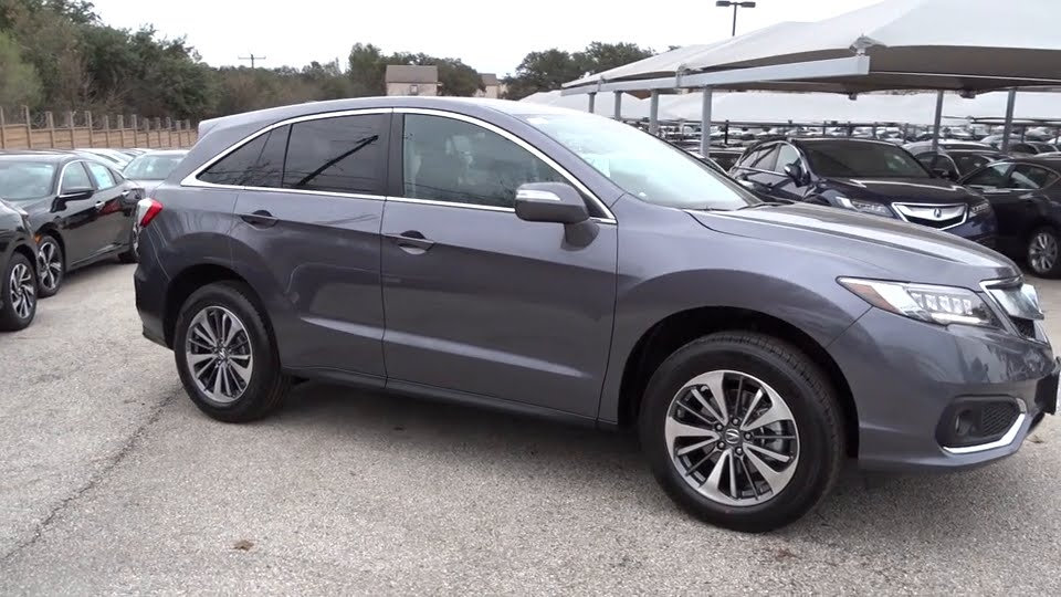 2017 Acura Rdx San Antonio Austin Houston Dallas