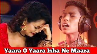 Yaara O Yaara Ishq Ne Maara Cover Hasrat Ali Khan | Neha Kakkar