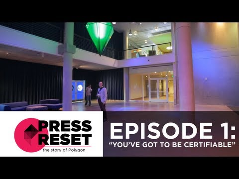 "Press Reset: Episode One - ""You"