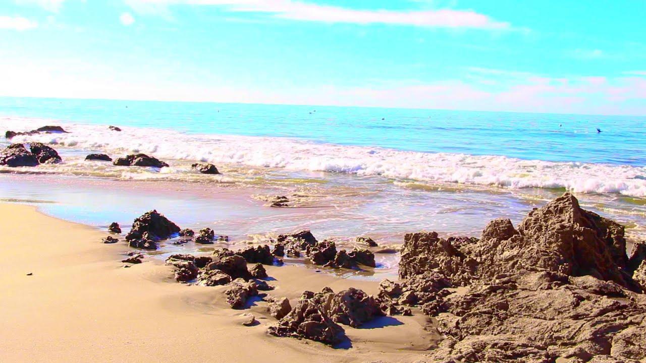 The wallpaper of beach at the Pacific Ocean in Malibu ...  |Pacific Ocean California
