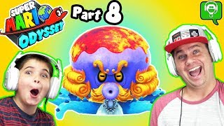 Mario Odyssey Part 8 by HobbyKidsGaming