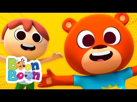 Ursul Martinel  Cantece cu animale pentru copii BoonBoon – Cantece pentru copii in limba romana