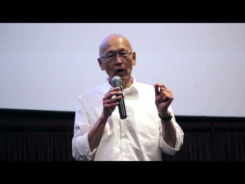 SDAFF 2016  Eat a Bowl of Tea Q&A Wayne Wang