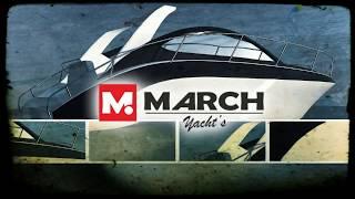Маломерное судостроение. MARCH Yacht's. Eagle 600